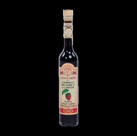 Vadelmalla maustettu balsamico kruunaa niin ruokaisat salaatit kuin hedelmäsalaatitkin. Sopii myös juustoille ja jäätelölle.