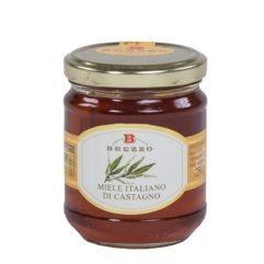 Kastanjakukan hunaja jossa vahva kastanjan maku