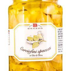 Artisokkaa oliiviöljyssä