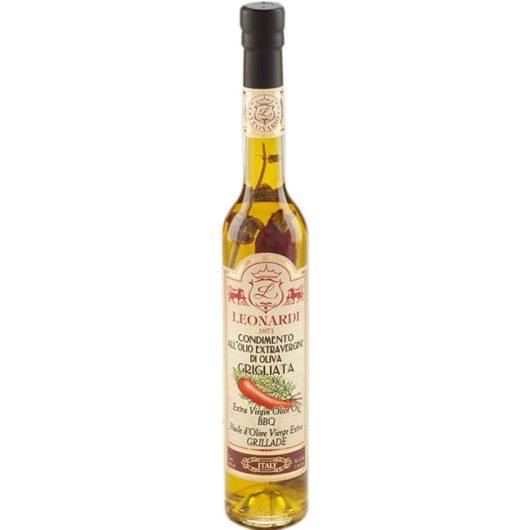 Chilillä maustettu oliiviöljy