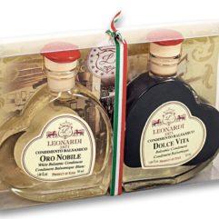 Kestosuosikkimme condimento balsamicot Oronobile ja Dolce vita yhdessä